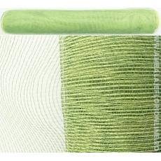 Plasa Plastic Simpla Verde Inchis cu Verde Deschis