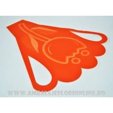 Ambalaj lalea portocaliu C21-80