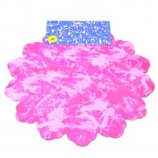 Celofan Rotund 40CM Patat Roz cu Roz
