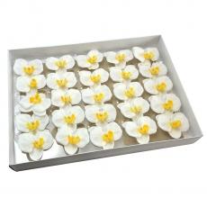 Set 25 bucati capete orhidee de sapun parfumate atingere reala 23-17