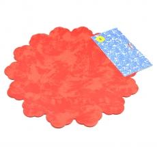 Celofan Rotund 40CM patat rosu