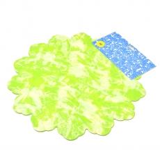 Celofan Rotund 40CM patat verde cu crem