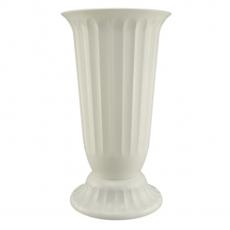 Vaza podea 27x50 cm alb