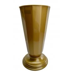 Vaza Flori Aurie - diametru 23cm