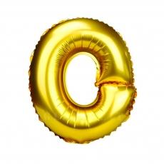 Balon gonflabil auriu 55 cm litera O