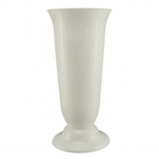 Vaza podea 19 x 38 cm alb